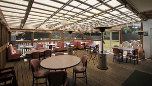 Restaurant Outdoor Deck